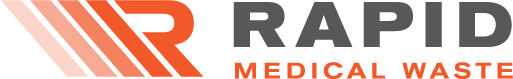 rapid_medicalwaste_orange logo